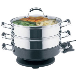 Prestige 47433 ROUND COOK N STEAM S/STEEL Reviews