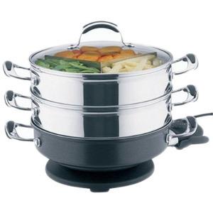 Photo of Prestige 47433 ROUND COOK N STEAM S/STEEL Steam Cooker
