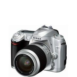Nikon D50 Reviews