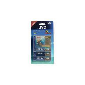 Photo of JVC 8CMDVD-RW 3PK DVD RW