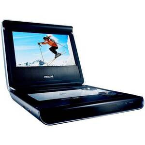 Photo of Philips PET 706 Portable DVD Player
