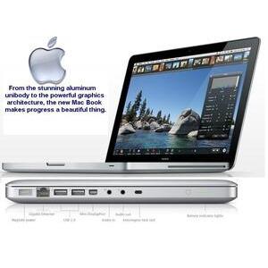 Photo of Apple MacBook MB402 Laptop
