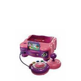 VTech V.Smile TV Learning System - Pink (Including Dora the Explorer learning game) Reviews