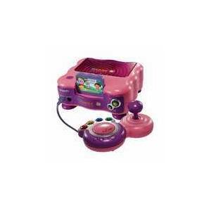 Photo of VTECH V.Smile TV Learning System - Pink (Including Dora The Explorer Learning Game) Toy