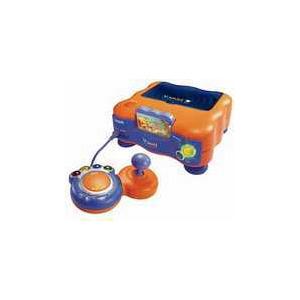 Photo of V-Tech 61223 V Smile Orange With Winnie The Pooh Honey Hunt Toy