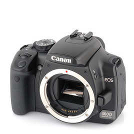 Canon EOS 400D with 18-55 and 55-200mm lens Reviews