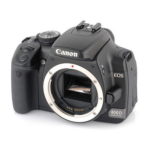 Photo of Canon EOS 400D With 18-55 and 55-200MM Lens Digital Camera