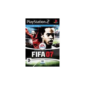 Photo of FIFA 07 (PS2) Video Game