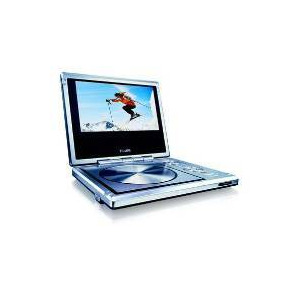 Photo of Philips PET710 Portable DVD Player