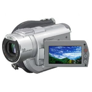 Photo of Sony DCR-DVD405E Camcorder