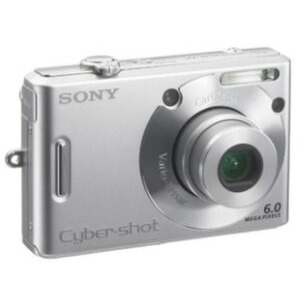 Photo of Sony Cybershot DSC-W30 Digital Camera