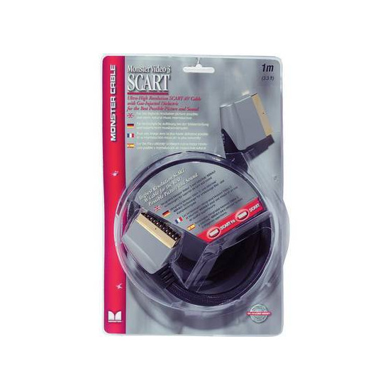 Monster Cable Mv3sc 1m