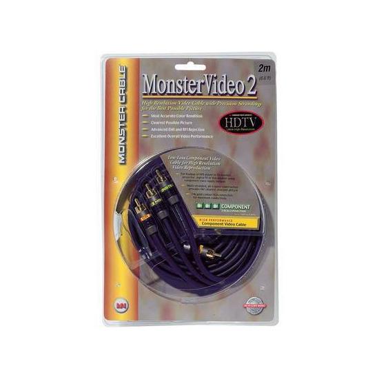 Monster Cable MV2CV 2M