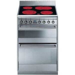 Photo of Smeg SUK62CMX5 Electric Cooker Cooker