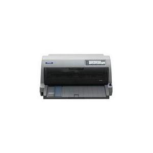 Photo of EPSON LQ 690 - Printer - B/W - Dot-Matrix Printer