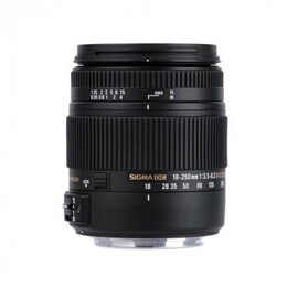Sigma 18-250mm f/3.5-6.3 DC Macro OS HSM Lens (Nikon Mount) Reviews