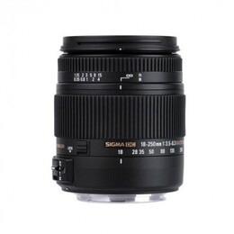 Sigma 18-250mm f/3.5-6.3 DC Macro OS HSM Lens (Nikon Mount) Reviews
