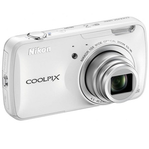 Photo of Nikon Coolpix S800C Digital Camera