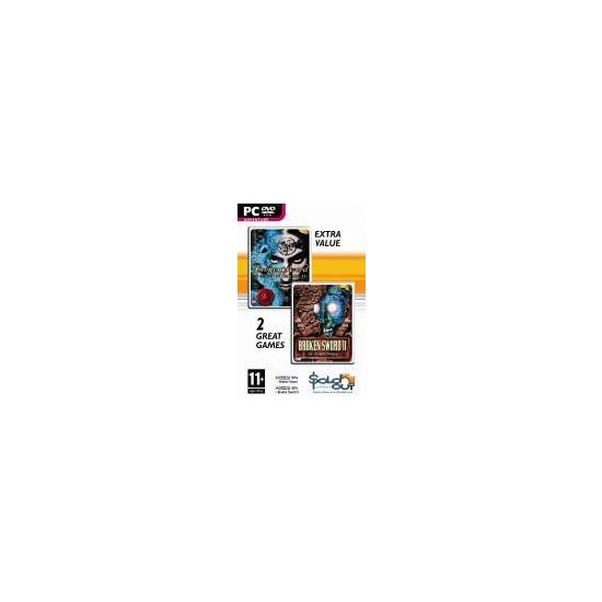 Broken Sword 1 & 2 Double Pack (PC)