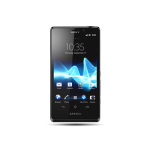 Photo of Sony XPERIA J Mobile Phone