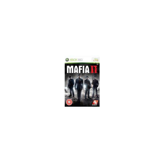 Mafia II (2) (Xbox 360)