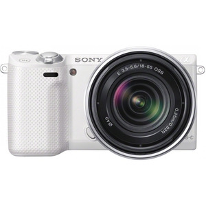 Photo of Sony NEX-5R With 18-55MM Lens  Digital Camera