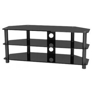 Photo of Universal GT4 Black TV Stands and Mount