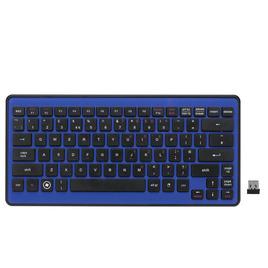 Logik LK212B Wireless Keyboard - Blue Reviews