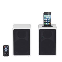 SANDSTROM SBTD3012 iPod & iPhone Speaker Dock - White Reviews