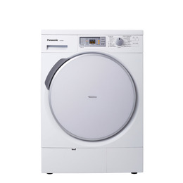 Panasonic NHP80G1 Condenser Tumble Dryer - White