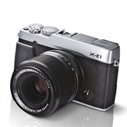 Fujifilm X-E1 with 18-55mm XF Lens Reviews