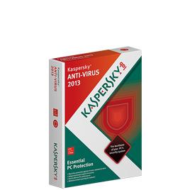 Kaspersky Anti-Virus 2013 - 1 License (1 Year) Reviews