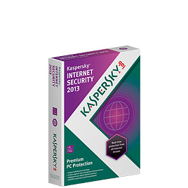 Kaspersky Internet Security 2013 - 3 Licenses (1 Year) Reviews