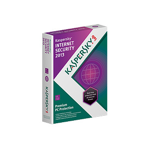 Photo of Kaspersky Internet Security 2013 - 3 Licenses (1 Year) Software