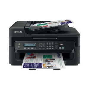 Photo of Epson WorkForce WF-2530W All-In-One INKJET Printer Printer