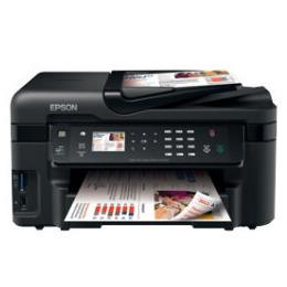 Epson WorkForce WF-3520DWF Inkjet 4-In-1 printer Reviews