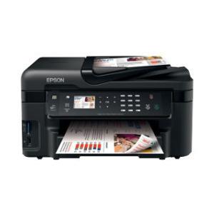 Photo of Epson WorkForce WF-3520DWF INKJET 4-In-1 Printer Printer