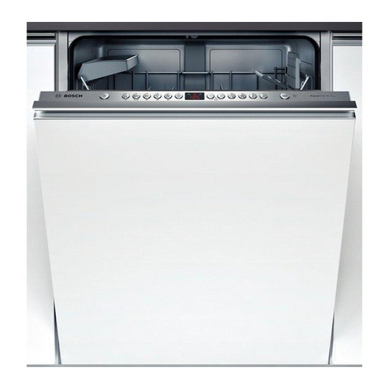 Bosch SPV68L00GB Slimline Integrated Dishwasher