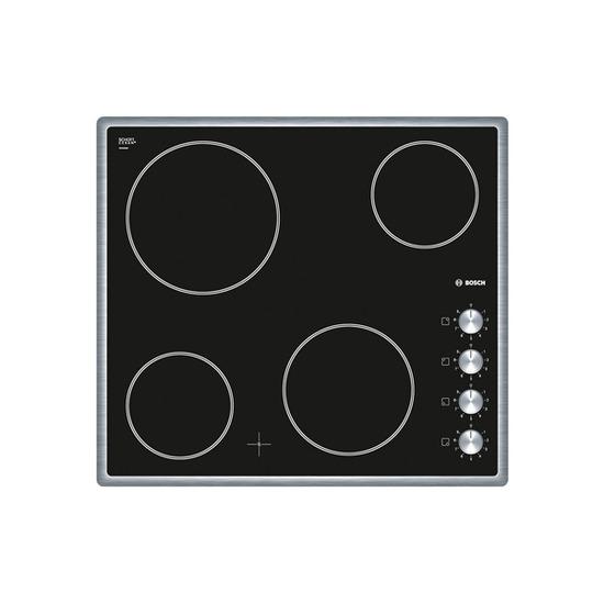 Bosch Classixx PKE645C14D Ceramic Hob - Black