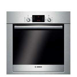 Bosch Exxcel HBG53R550B Electric Oven - Stainless Steel Reviews