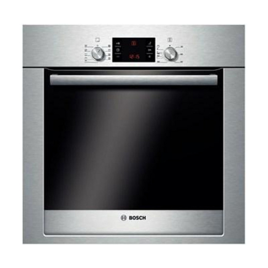 Bosch Exxcel HBG53R550B Electric Oven - Stainless Steel