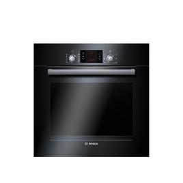 Bosch Exxcel HBG53R560B Electric Oven - Black Reviews