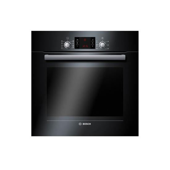 Bosch Exxcel HBG53R560B Electric Oven - Black