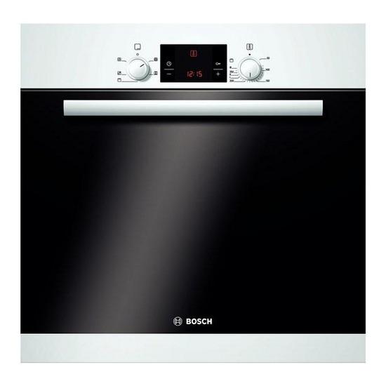 Bosch Classixx HBA13B120B Electric Oven - White