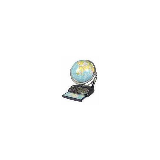 Oregon Scientific World's Downloadable Smart Globe