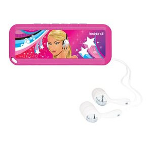 Photo of Hed Kandi HKMOS083BPX5 512MB MP3 MP3 Player