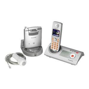 Photo of Panasonic KXTGA914S With Monitoring Camera Landline Phone
