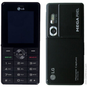 Photo of LG KG320 Mobile Phone