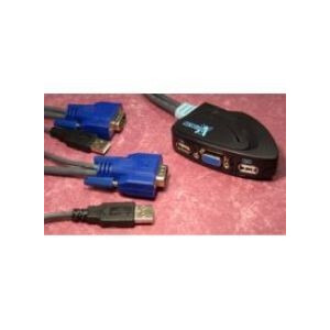 Photo of Newlink NLKVM USB2 Adaptors and Cable