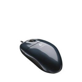 Logitech Pilot Wired Optical Mouse (Black)